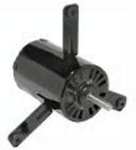 Venmar Make Up Air Motor 022209; 1/3 hp, 1650 RPM, 115 volts # R2R422