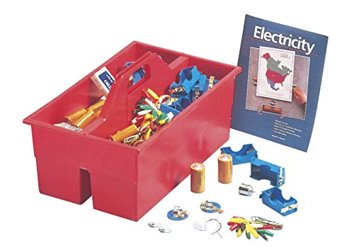 Holder Bulb Economy - School Specialty 95 Piece Caddystack Electricity Kit