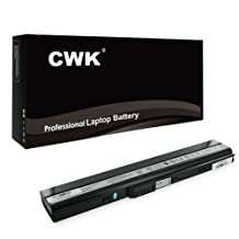 CWK® New Replacement Laptop Notebook Battery for Asus A52 K42 K42JB K42JV K52 K52F K52J K52JB K52JC K52JE K52JK K52JR A42J A52F K52DE K52F-A1 K52F-SX060D K62JR X42 X42JR X52 X52N K52F K52f-a1 K52f-sx051v K52F-SX060D K52JE K52N Asus K52D K52DE K52DR A32-K52 07G016G51875 90-NA51B2100 A40J A52 A52F A52J A62 K42 K42D X42 X52 X67 A41-K52 A42-K52 K42JB K42JE K42Jr K42Jv K42JK K42F K42DQ K42DR K62JR A31-K52 Asus K52DE K52DR K52F K52N K52JB K52JC K52JE A32-K52 A41-K52 A42-K52