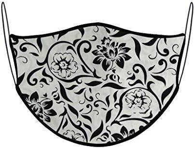 WXAN NEW PRODUSTS 1PCS Cloth Polyester Washable Anti-dust Reusable Fa_ce_Ma_sks Cover