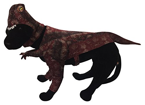 Animal Planet PET20109 Raptor Dog Costume, (Planet Costumes)