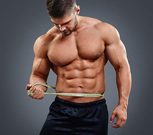 Post Workout Powder for Men - GLUTAMINE Powder 5000MG - PRE and Post Workout - glutamine Powder Non-GMO - 3 Cans 900 Grams by HS PRIME (Image #6)