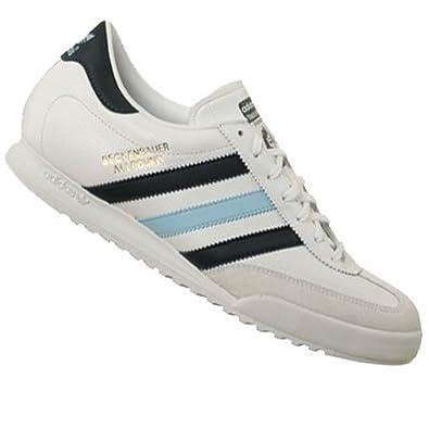 Adidas Originals Beckenbauer White Trainers Mens Size 9  Amazon.co.uk  Shoes    Bags c38af7d2d