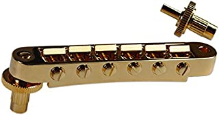 product image for Gibson Nashville Tune-o-matic Bridge, Gold