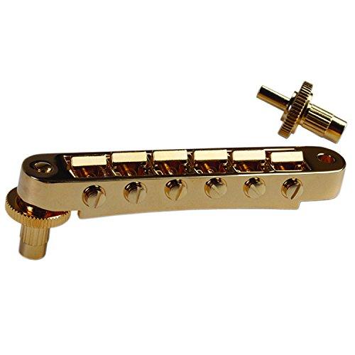 Gibson Nashville Tune-o-matic Bridge, Gold