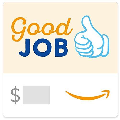 Amazon eGift Card - Good Job