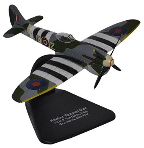 Herpa Miniaturmodelle Gmbh Herpa 81ac062royal Air Force Hawker Tempest Mkv