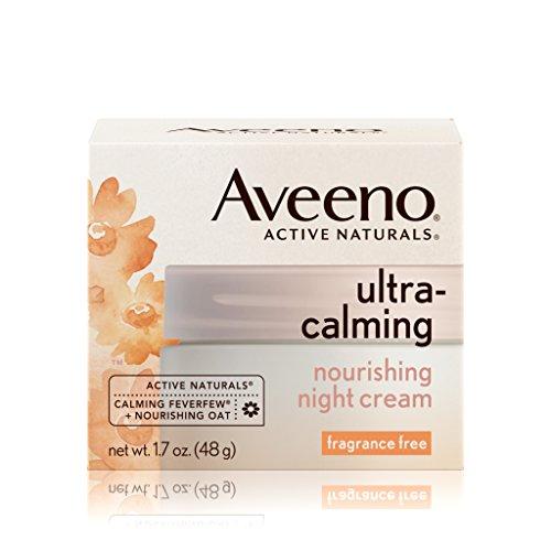 Nourishing Night Cream (Aveeno Ultra-Calming Nourishing Night Cream, 1.7 oz.)