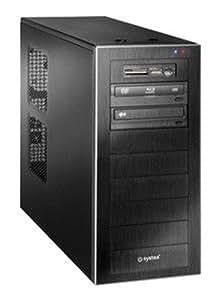 Oro Systea A840 GTX460 desktop-PC(AMD Phenom II X4 840, 3,2 gHz, NVIDIA GF GTX 460, 1 TB SATA, 4 GB RAM, DVD)