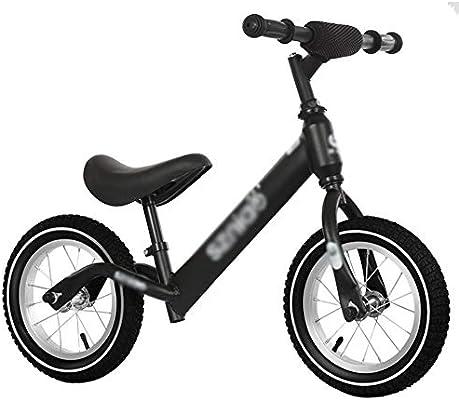 CQILONG Bicicleta Sin Pedales Bicicleta Ligera De Equilibrio ...