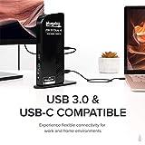 Plugable USB 3.0 Dual DisplayPort 4K Monitor