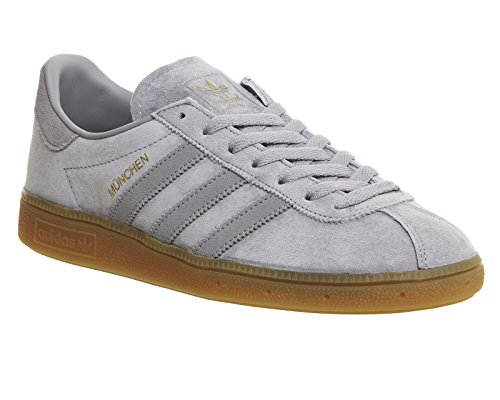 adidas Originals Munchen, collegiate burgundy-ftwr white-gum3 Grey