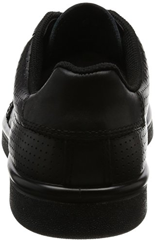 Men's ECCO Kallum Sneaker Black Fashion Premium TOOrwdxq