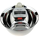 パール金属 シンプル・ウェア ステンレス製 ボール 18cm HW-7360