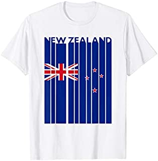 Best Gift New Zealand  Vintage New Zealand Flag Tshirt Travel Need Funny TShirt / S - 5Xl