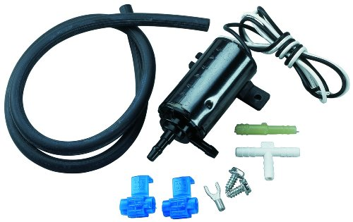Trico 11-100 Spray Universal Windshield Washer Pump-Pack of 1 (1999 Jeep Grand Cherokee Windshield Washer Reservoir)