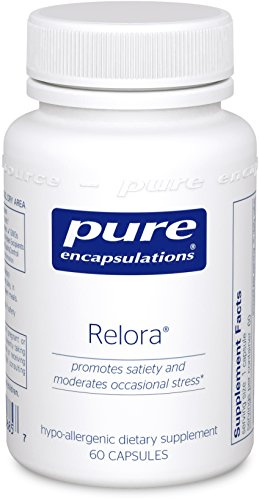Pure Encapsulations - Relora - Hypoallergenic Supplement Promotes Healthy Cortisol and DHEA Production and Moderates Occasional Stress* - 60 Capsules