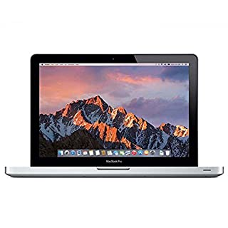 Apple MacBook Pro Md101ll/a Intel i5 2.5GHz - 16GB Ram - 512GB SSD Silver (Renewed)