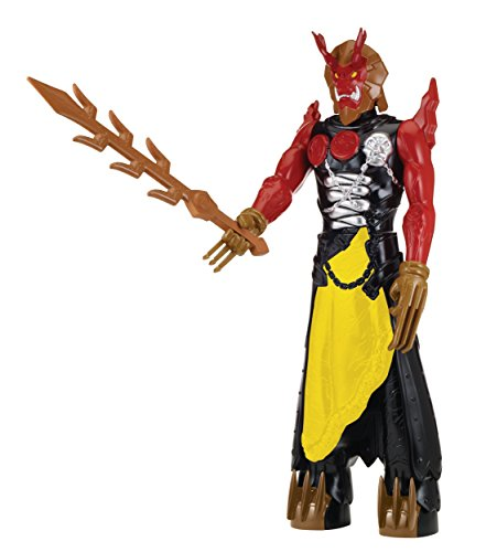 "Power Rangers Dino Charge - 12"" Villain Fury Action Figure"