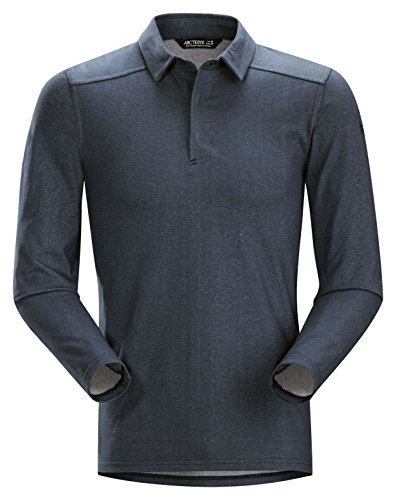 Arcteryx Polos (Arc'teryx Captive Polo Long-sleeve - Men's Admiral)