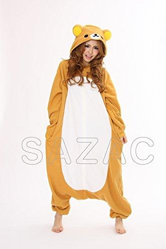 Kigurumi - Pyjama Rilakumma RAX-003 - Taille unique