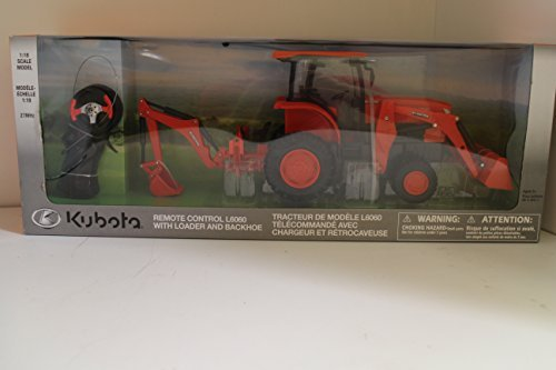 Kubota Remote Control L6060 Toy Tractor