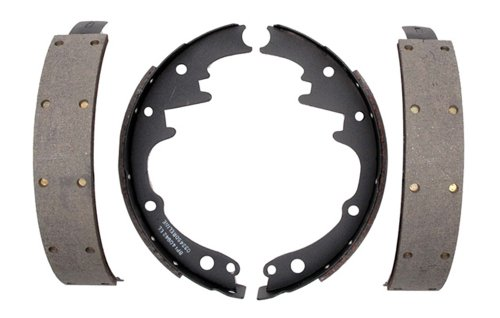 Raybestos 280PG Professional Grade Drum Brake Shoe (Series Brake Drum)
