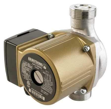 Circulator Pump, Open, 115V, 1/9 HP