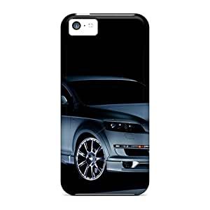 First-class Case Cover For Iphone 5c Dual Protection Cover Audi Q7