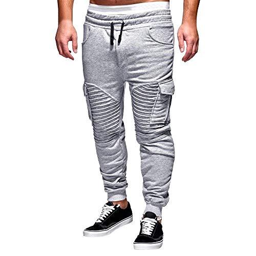 Pantalones De Diseño Para Hombre Pantalones De Mezclilla Tamaños Cómodos Regulares Pantalones De Chándal De Hombre Slim Regulares Pantalones De Deporte Ssige Pantalones De Deporte Sólidos Para Bo Ropa Grau