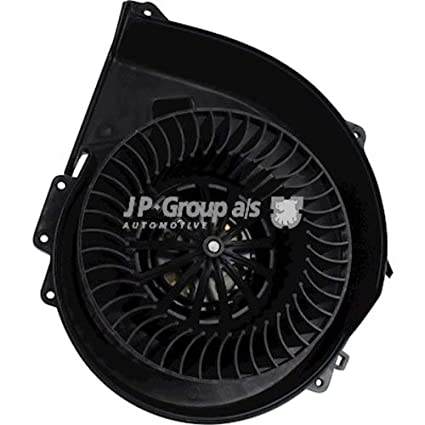 Amazon.com: JP Interior Blower Motor Fits AUDI SEAT Ibiza SKODA Fabia VW Polo 6Q1819015: Automotive