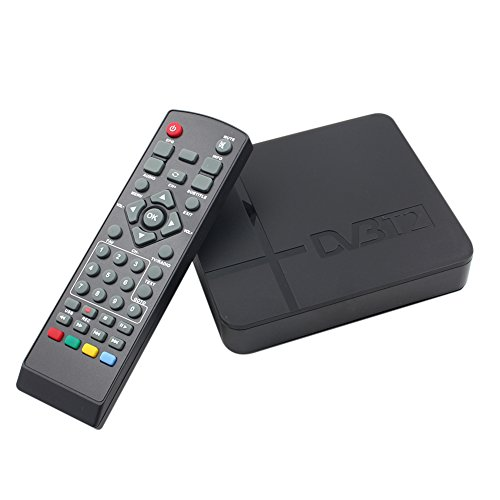 UTP K2 HD DVB-T2 Digital Terrestrial Receiver Set-top Box with Multimedia Player H.264/MPEG-2/4 Compatible with DVB-T for TV HDTV