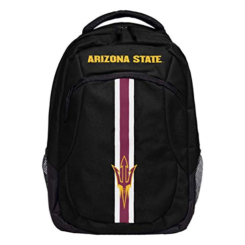 FOCO NCAA Arizona State Sun Devils Action BackpackAction Backpack, Team Color, One Size