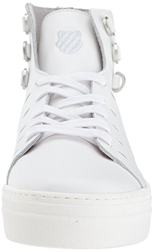 Off White White Swiss Sneaker K Damen Modern High TW07Yxzxqw