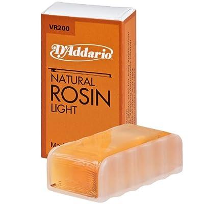 D'Addario Natural Rosin