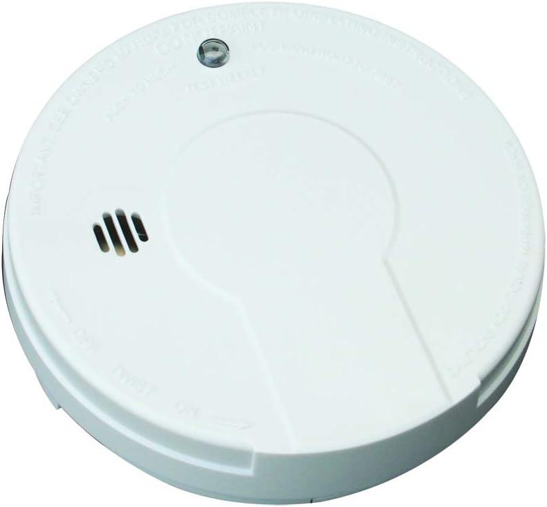 Kidde PE9 (P9050) Battery-Operated Photoelectric Sensor Smoke Alarm