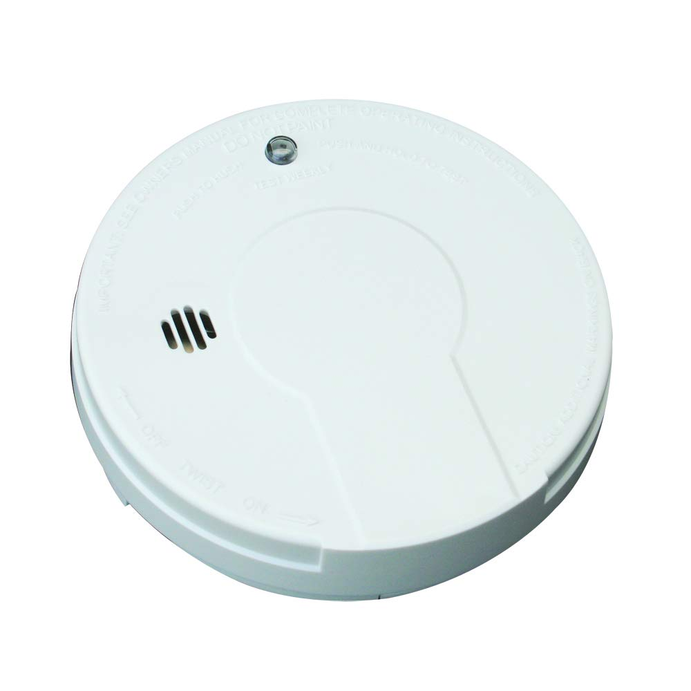 Kidde PE9 P9050 Battery Operated Photoelectric Sensor Smoke Alarm