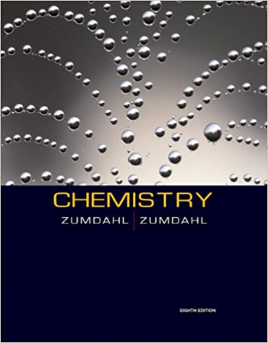 Bundle: Chemistry, 8th + Enhanced WebAssign Homework and eBook