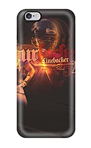 Durable Chicago Bears Back Cases/covers For Iphone 6 Plus