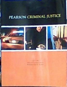 Pearson Criminal Justice