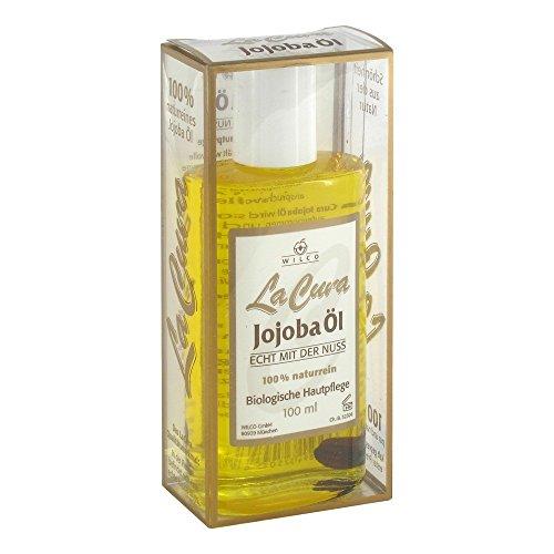 JOJOBA OEL 100% La Cura, 100 ml