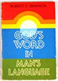 img - for God's word in man's language book / textbook / text book