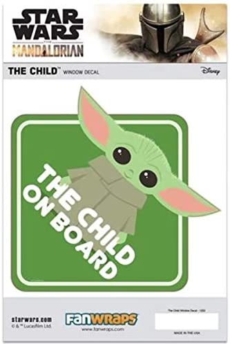 back off baby yoda vinyl decal Child on board car decal child in car youngling on board groku custom color baby on board