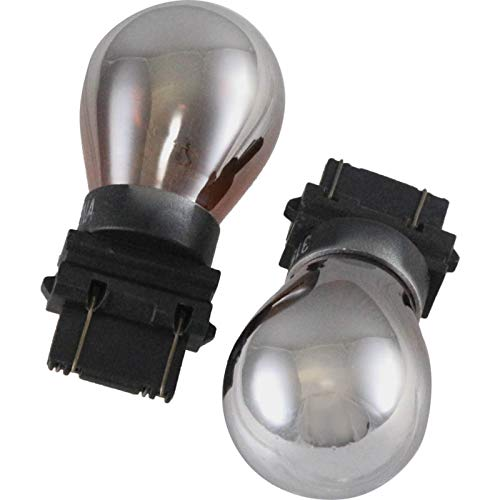 Eckler's Premier Quality Products 55-289622 Bulbs,Chrome,Amber by Premier Quality Products