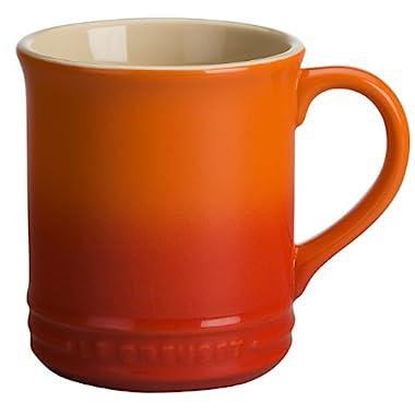Le Creuset Stoneware 12-Ounce Mug, Flame