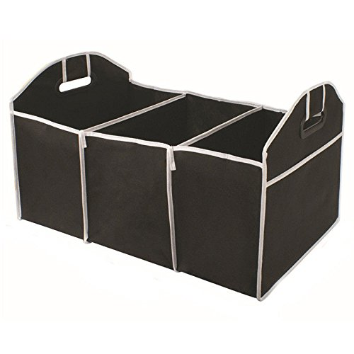 Trunk Storage Bag - SODIAL(R)Multipurpose Travel Car Auto Trunk Storage Bag Fold Organizer Collapsible Case LEPACA3623
