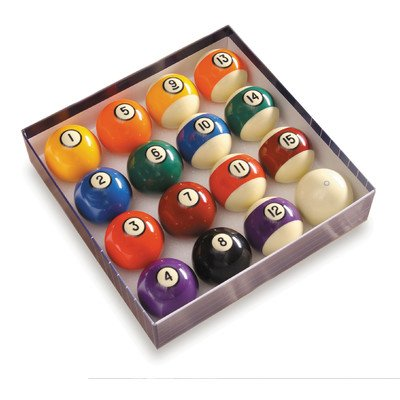 Level Best Pool Table (Level Best Magnum Pool Ball Set)
