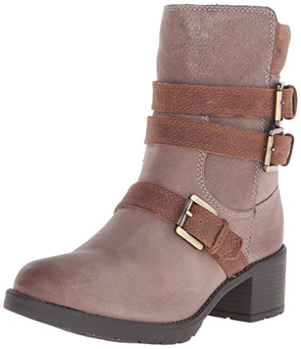 Rola City Boot Misty Rockport Buckle Casuals Women's Tumble Grey q1xw5HzPt