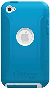 OtterBox Defender Series Hybrid Case for iPod touch 4th Generation (Blue/White) (Discontinued by Manufacturer)