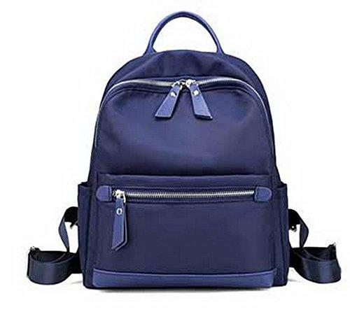 Daypack de Aller l'école Sacs Femme Bleu dos à randonnée Daypacks GMBBB180715 AgooLar à x4vwXq5tt